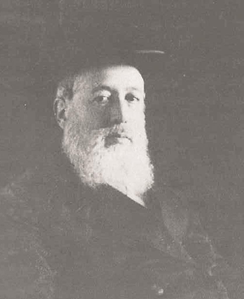 """Harav Moshe Yehudah Leib of Peshkan, zt""""l"""