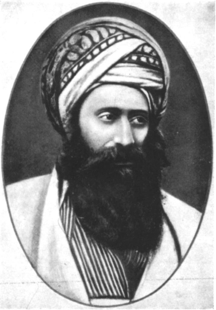 "The Ben Ish Chai, Harav Yosef Chaim of Baghdad, zy""a."