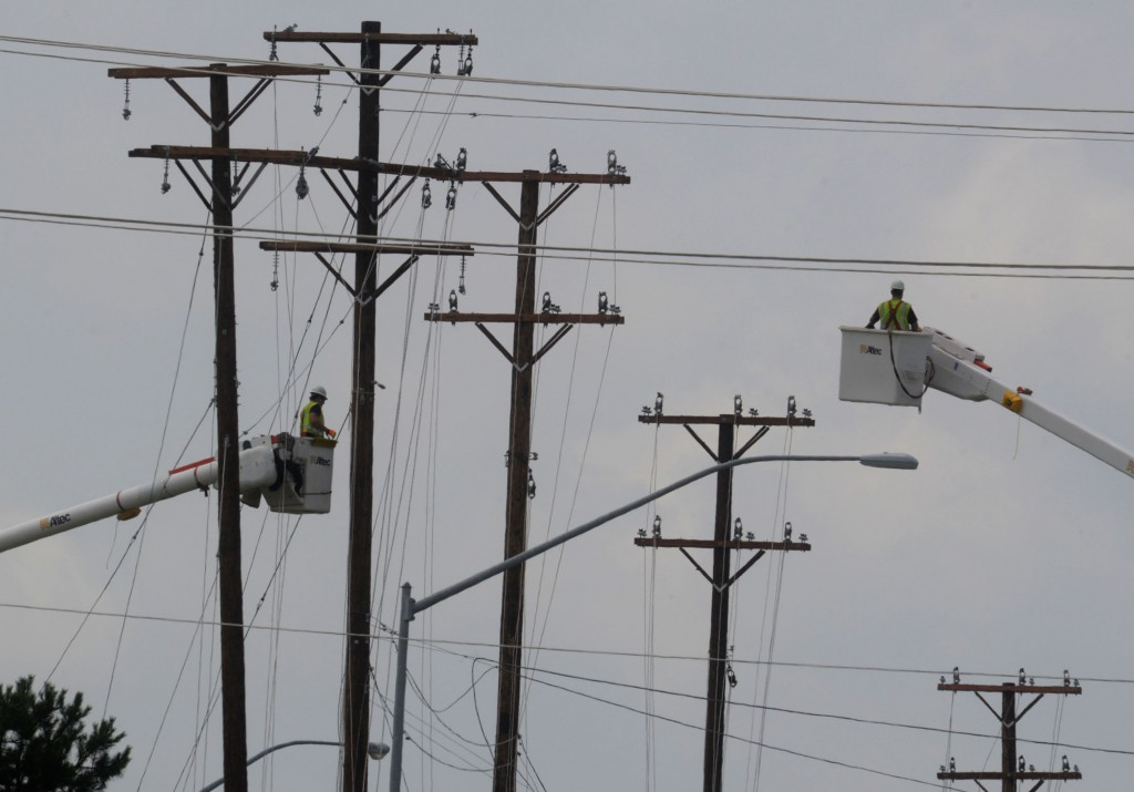 Utilities must seek state approval to raise base rates a - a mammoth legal affair that typically spans nine months and invites public comment. (Darrell Sapp/Pittsburgh Post-Gazette/TNS)