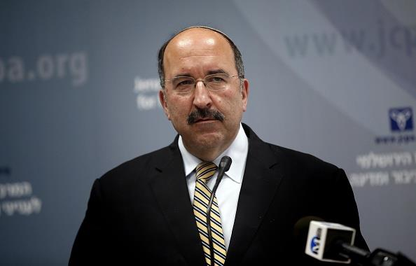 Director-General of the Israeli Foreign Ministry Dore Gold. (THOMAS COEX/AFP/Getty Images)