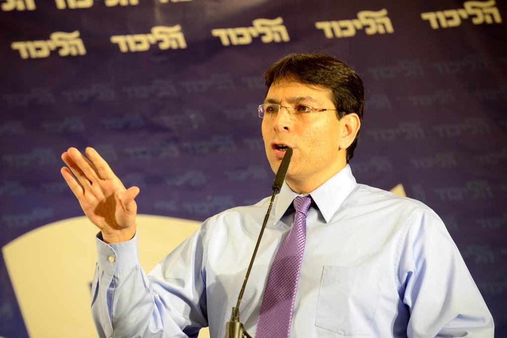 Israel's new ambassador to the United Nations, Danny Danon. (Gili Yaari/Flash90)