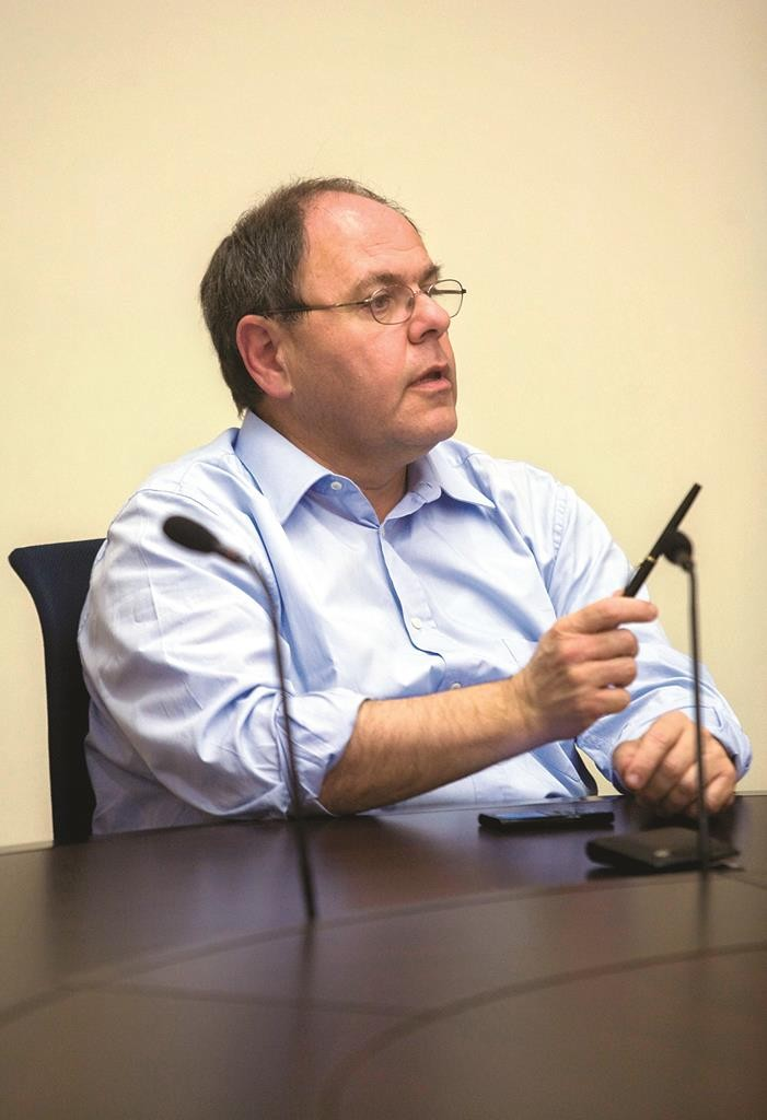 Former Chairman of the Yesha Council Dani Dayan, whose appointment as ambassador to Brazil has run into opposition. (AP Photo/Olivier Fitoussi)