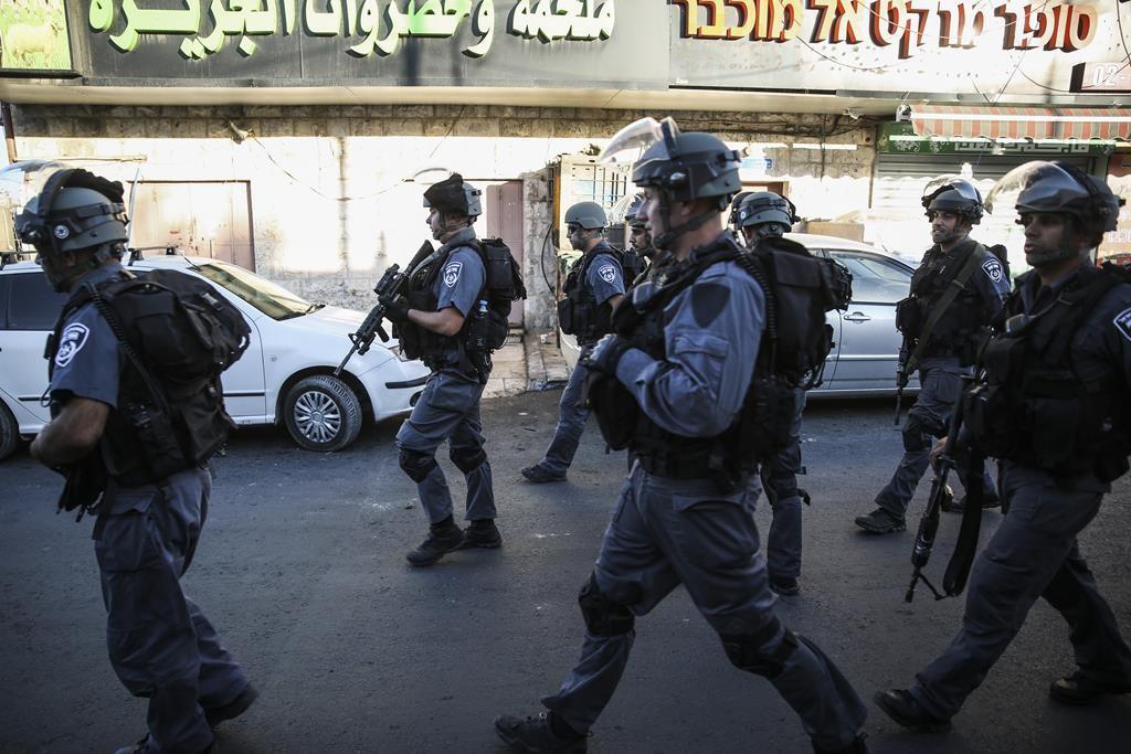 Israeli police (Hadas Parush/Flash90)