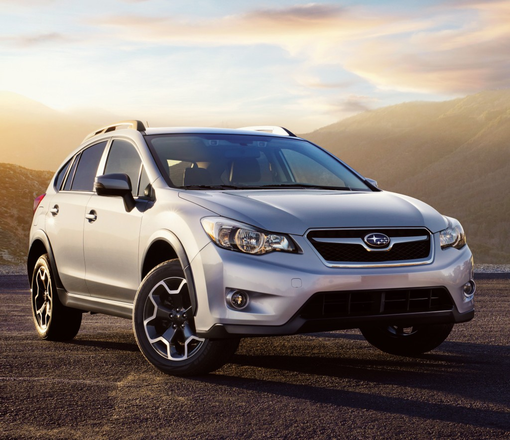 The 2017 Subaru Xv Crosstrek Is One Of Smallest Compact Suvs At 175 2 Inches Long