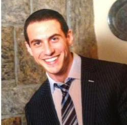 A recent picture of Yossi Gerson. (Nassau County Missing Persons Squad)