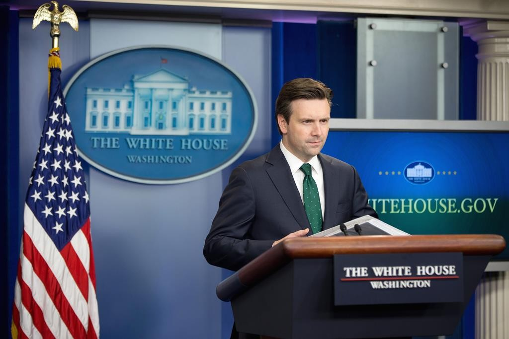 White House press secretary Josh Earnest talks to the media during the daily press briefing at the White House in Washington, Tuesday. (AP Photo/Andrew Harnik)