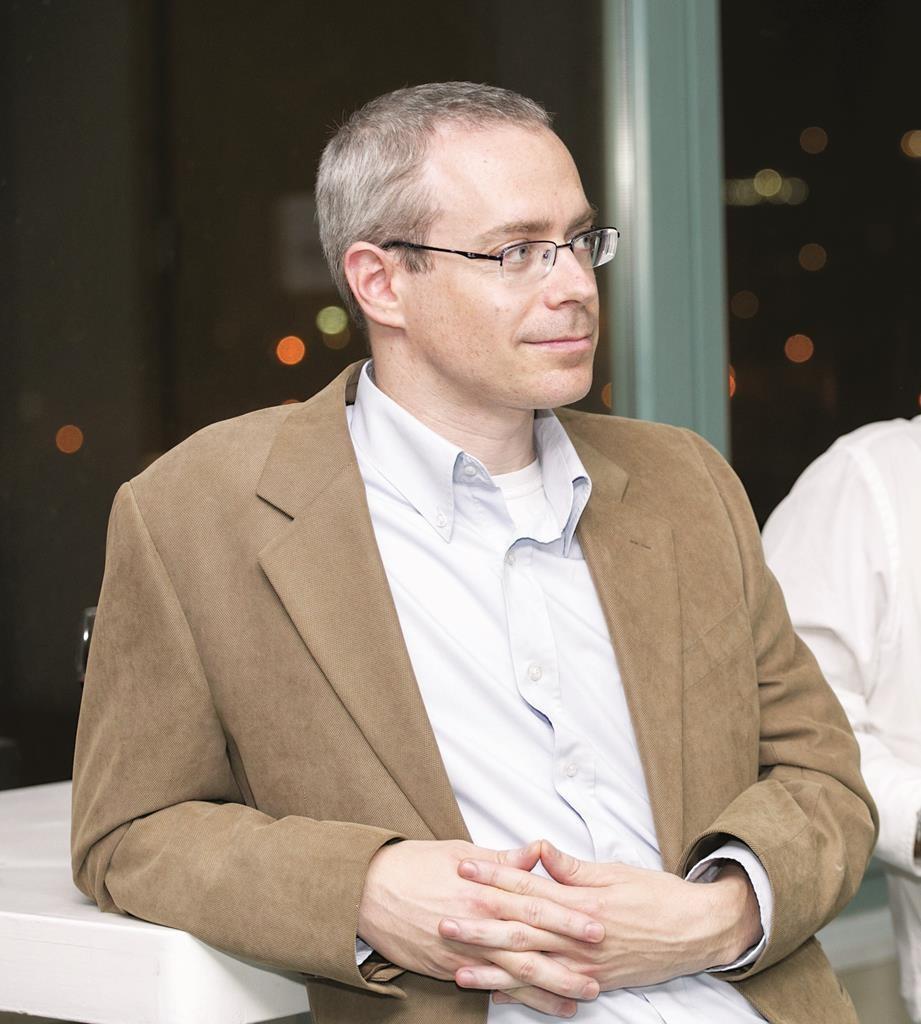 Ran Baratz, Netanyahu's controversial nominee for media advisor. (REUTERS/Olivier Fitoussi)