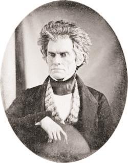 John C. Calhoun (Wikipedia Commons)