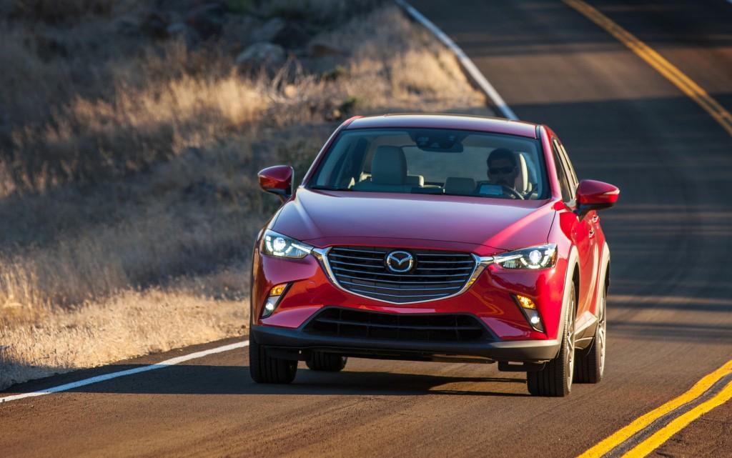 (Mazda/TNS)