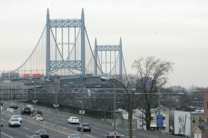 The Robert F. Kennedy Triborough Bridge (AP Photo/Frank Franklin II)