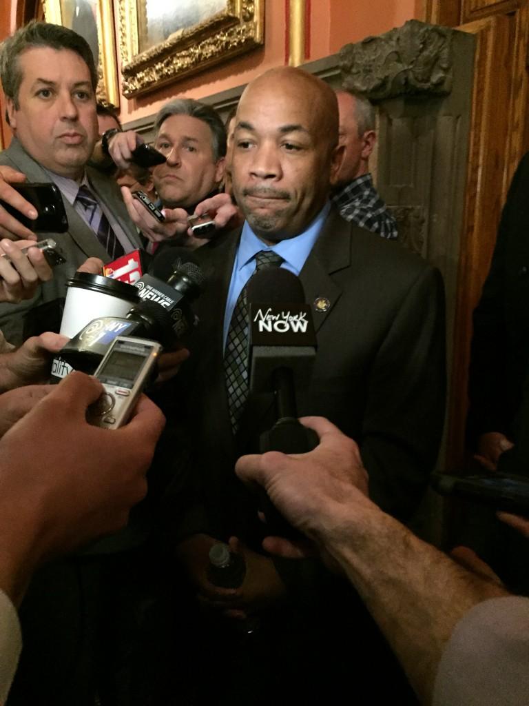 Assembly Speaker Carl Heastie (New York NOW/Flickr)
