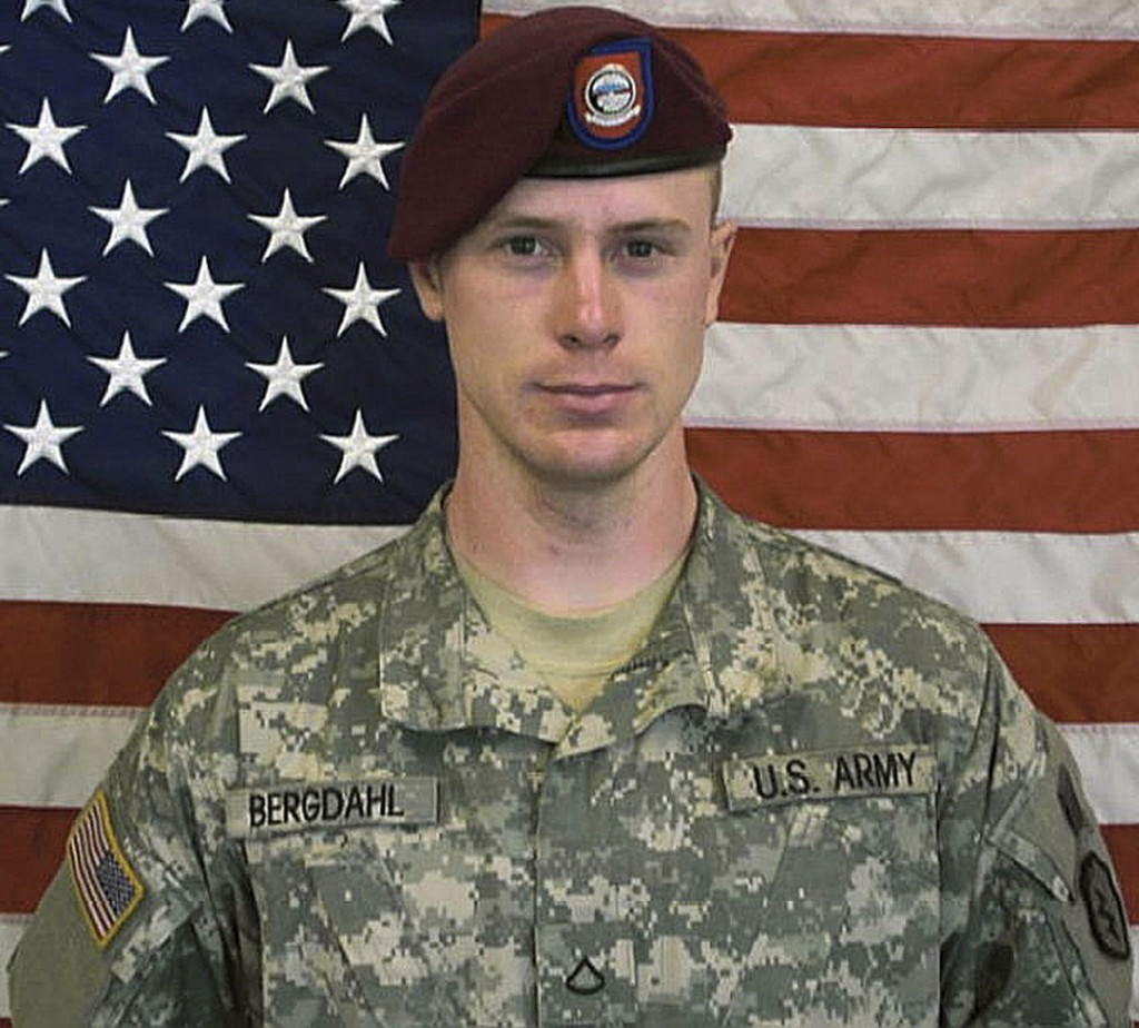 Sgt. Bowe Bergdahl (AP Photo/U.S. Army, File)