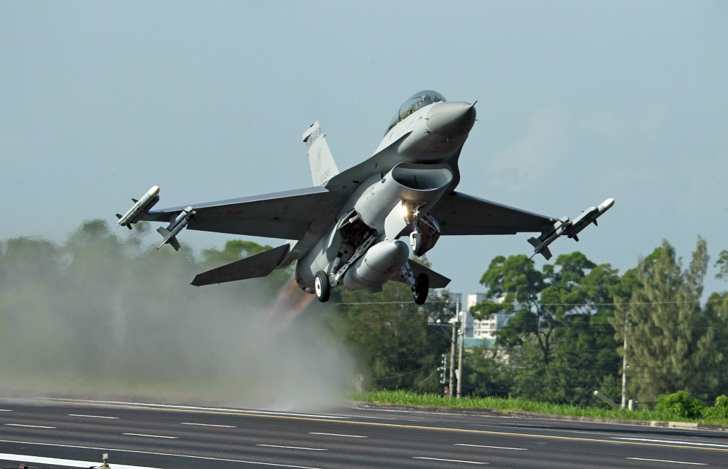 China on Wednesday, Dec. 16, 2015 strongly criticized an expected U.S. arms sale to Taiwan, saying it should be canceled to avoid harming relations between Taipei and Beijing. (AP Photo/Wally Santana, File)