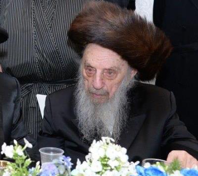 Harav Moshe Weiss. (JDN)