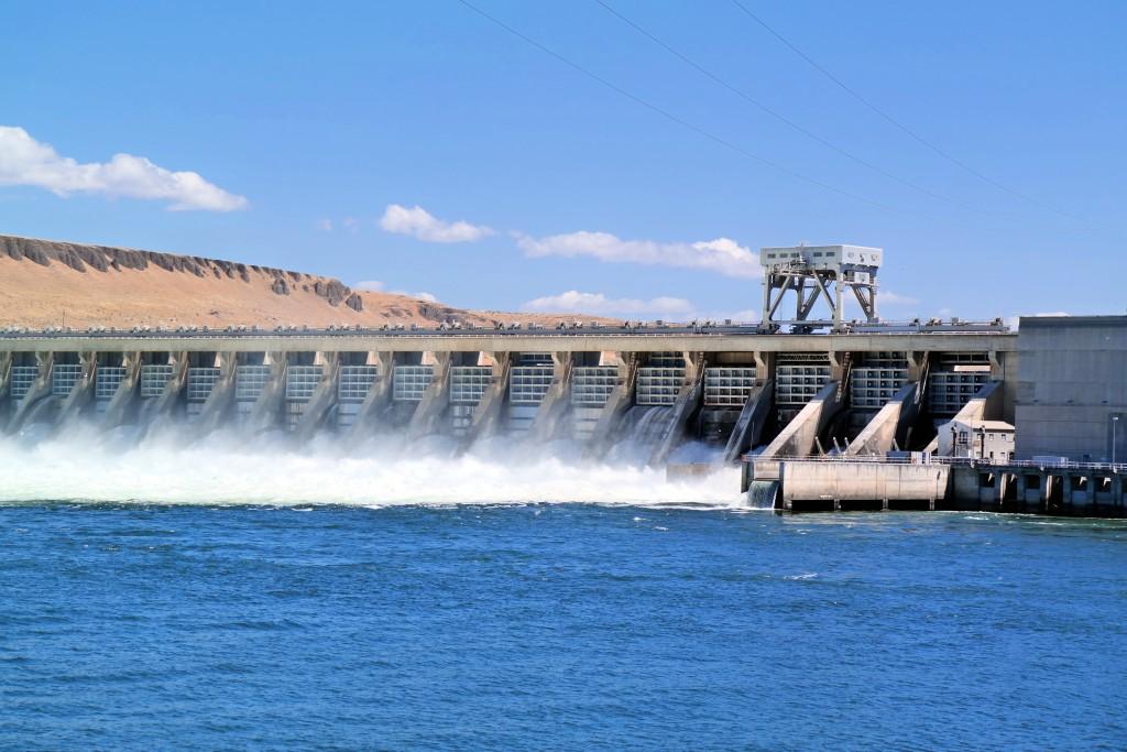 A dam. (Pixabay)