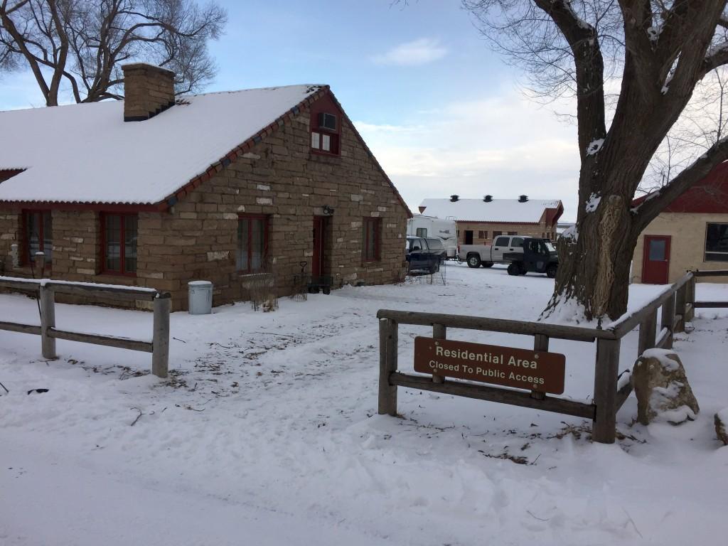 The Malheur National Wildlife Refuge. (AP Photo/Rebecca Boone)