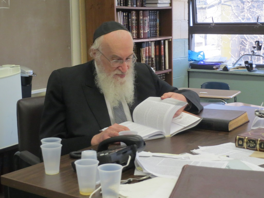 "Baruch Dayan Ha'emes: Hagaon Harav Chaim Yisroel Belsky, zt""l"
