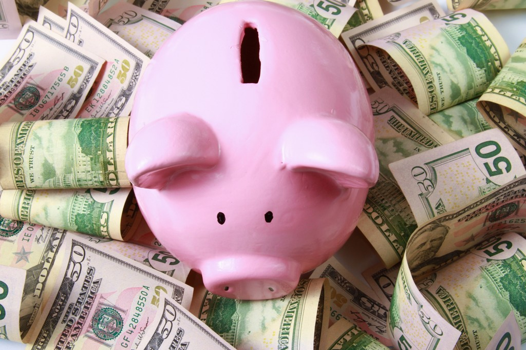 Most Americans don't have access to an emergency savings account, according to a study from Bankrate.com. (Photo courtesy Fotolia/TNS)
