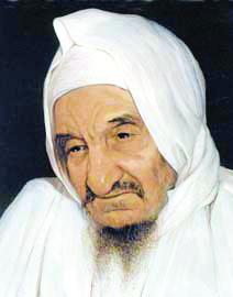 Harav Yisrael Abuchatzeira, the Baba Sali