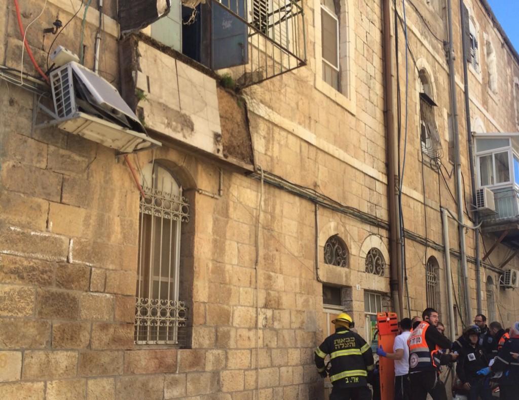 (Yerushalayim Fire Department)