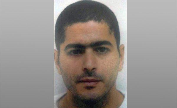 An updated photo of Meshet Melhem (Police spokesperson)