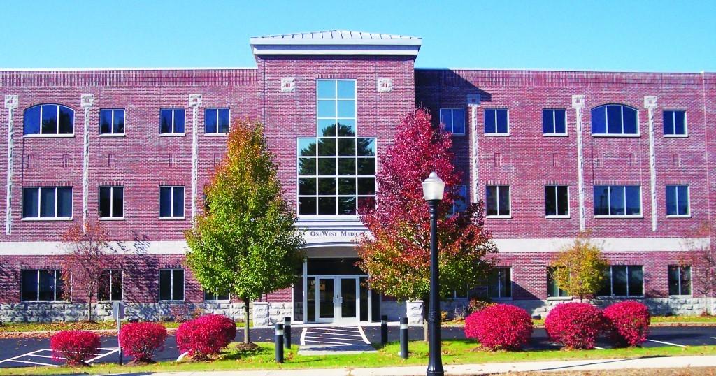 The Naval clinic in Saratoga Springs, NY. (med.navy.mil)