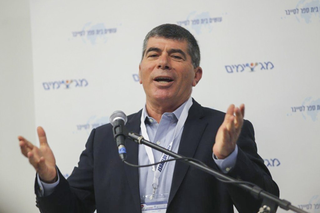 Former IDF Chief of Staff Lieutenant-General Gabi Ashkenazi. (Flash90)