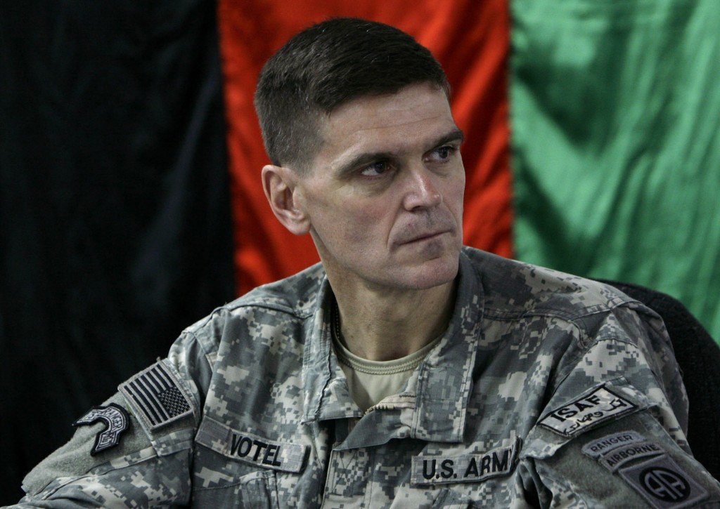 ArmyGen. Joseph Votel. President Barack Obama is expected to choose Votel, commander of U.S. Special Operations Command, to succeed Army Gen. Lloyd Austin. (AP Photo/Musadeq Sadeq, File)