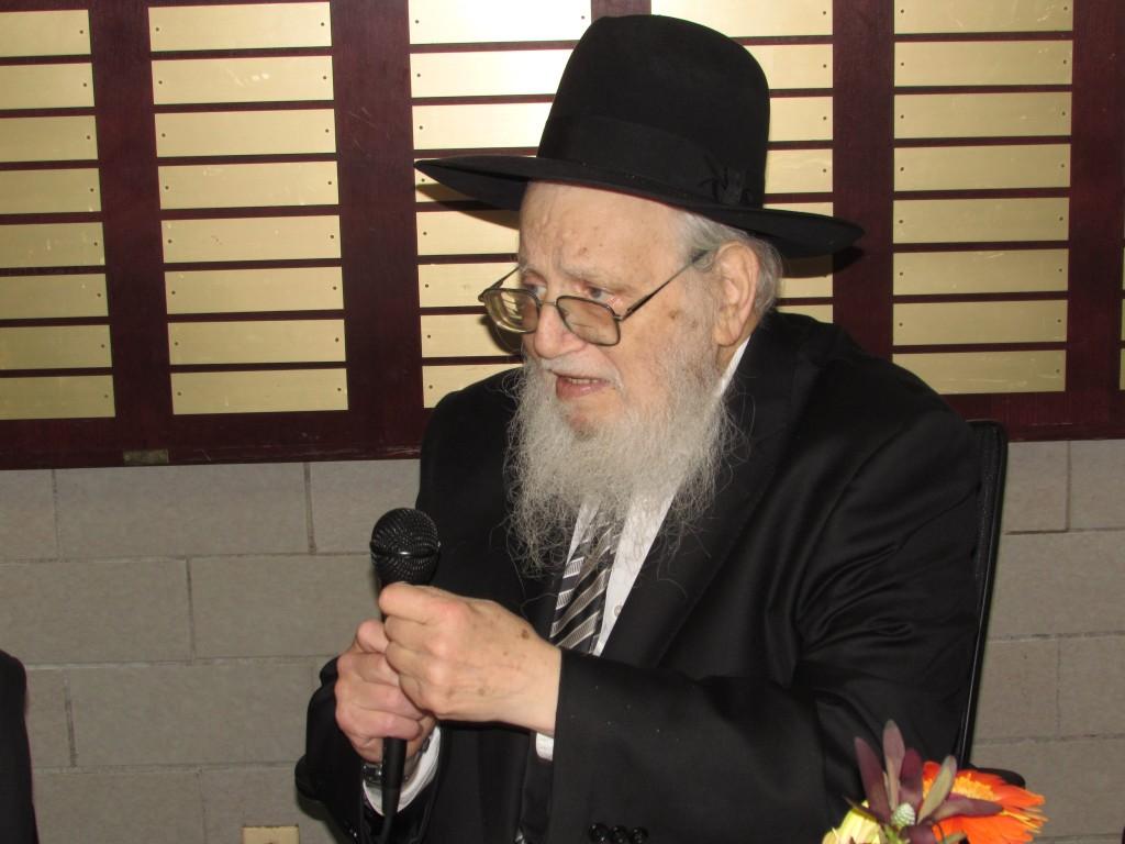 "Rabbi Michoel Yosef Wolpin, z""l (Family Photo)"