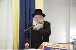 Harav Aharon Tausig. (JDN)