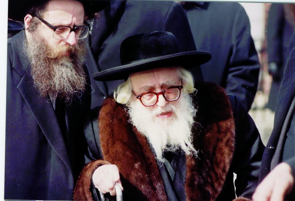 "The Kashauer Rav, zt""l"