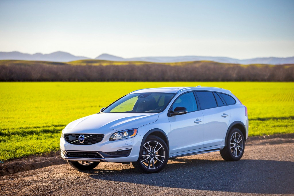 The 2016 Volvo S60 Cross Country is a turbocharged wagon straddling the dimensions between crossover and sedan. (Volvo/TNS)