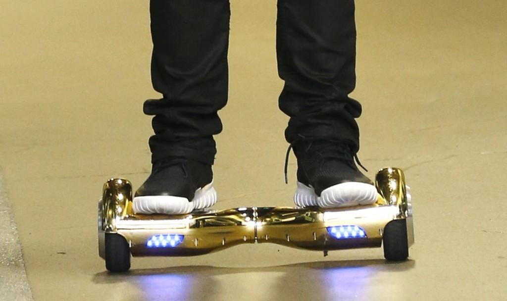 A hoverboard(AP Photo/Stephen Brashear)