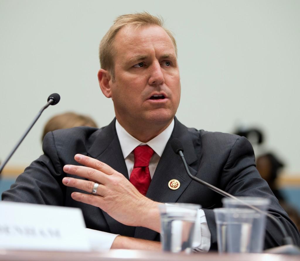 Rep. Jeff Denham, R-Calif. (AP Photo/Evan Vucci, File)