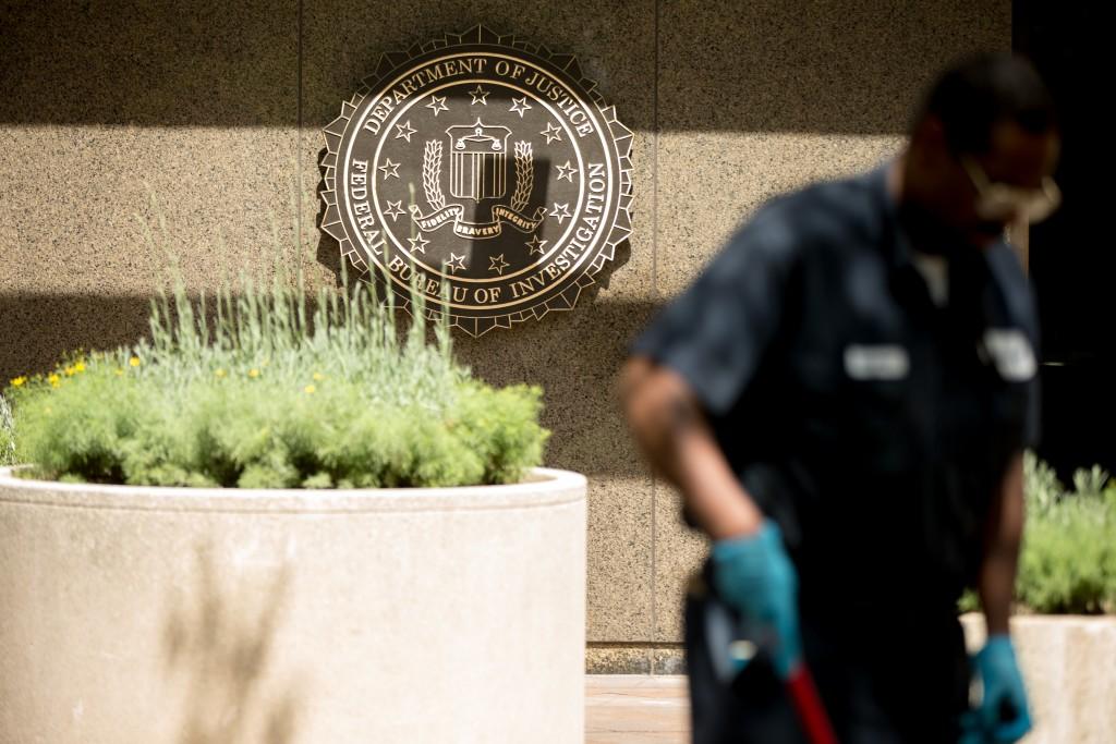 FBI headquarters in Washington, D.C. (AP Photo/Andrew Harnik)