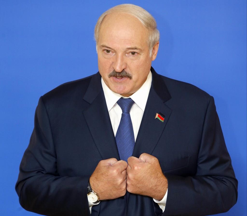 Belarusian President Alexander Lukashenko (AP Photo/Sergei Grits, file)