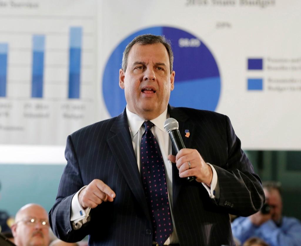 New Jersey Gov. Chris Christie (AP Photo/Mel Evans,File)