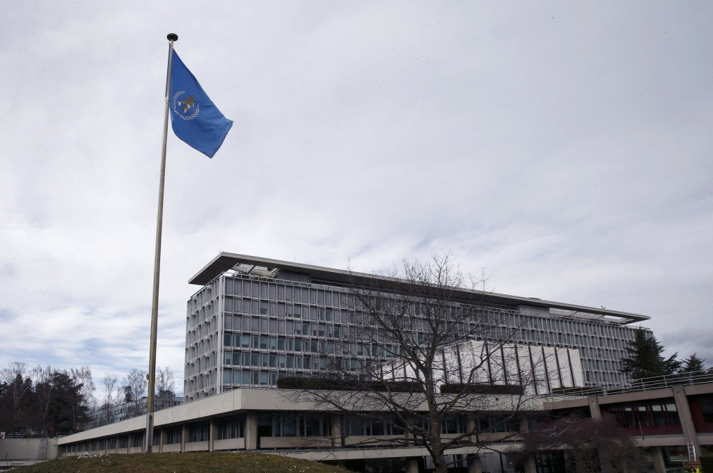 General view of the World Health Organization (WHO) headquarters in Geneva, Switzerland, February 1, 2016. Independent experts to the World Health Organization began deliberating on Monday whether to declare a global emergency over the Zika virus, which has been linked to thousands of birth defects in Brazil. REUTERS/Denis Balibouse