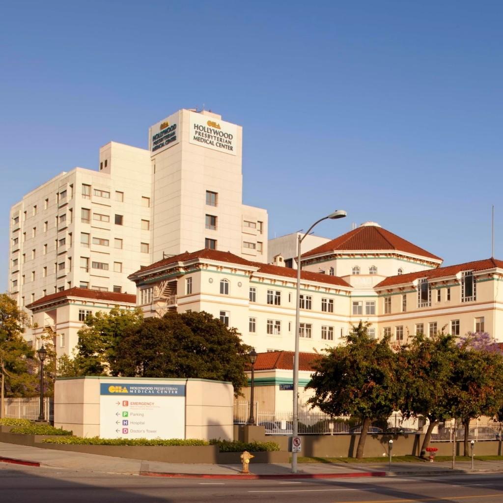 (Hollywood Presbyterian Medical Center)