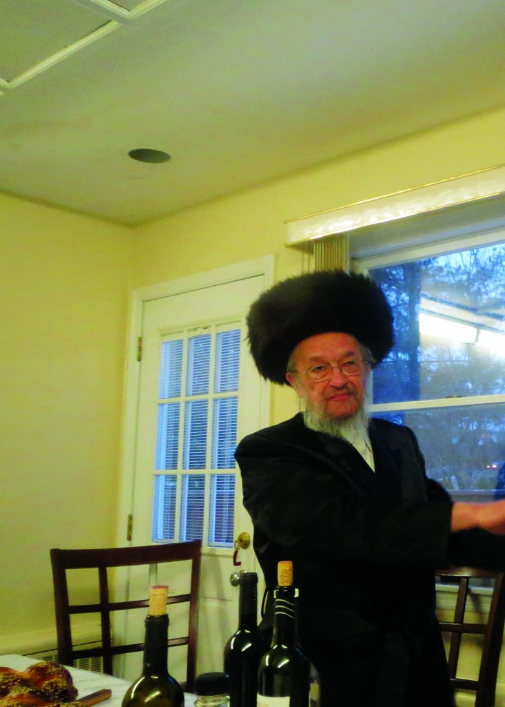 """Reb Yosef Aryeh Luria, z""""l"""
