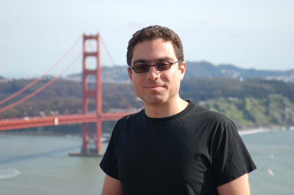 Iranian-American consultant Siamak Namazi is pictured in this photo taken in San Francisco, California in 2006, and provided by Ahmad Kiarostami. Iranian authorities this week arrested the elderly father of an American jailed in Iran since October, the man's family said on Wednesday. Baquer Namazi, Siamak's father, was arrested late on Monday in Tehran, his wife Effie Namazi said in a Facebook post on Wednesday. The 80-year-old Namazi, also a dual Iranian-American citizen, was taken to Evin Prison, where his son is also being held, she said. REUTERS/Ahmad Kiarostami/Handout via Reuters  ATTENTION EDITORS -  NO SALES. NO ARCHIVES. FOR EDITORIAL USE ONLY. NOT FOR SALE FOR MARKETING OR ADVERTISING CAMPAIGNS. THIS IMAGE HAS BEEN SUPPLIED BY A THIRD PARTY. IT IS DISTRIBUTED, EXACTLY AS RECEIVED BY REUTERS, AS A SERVICE TO CLIENTS