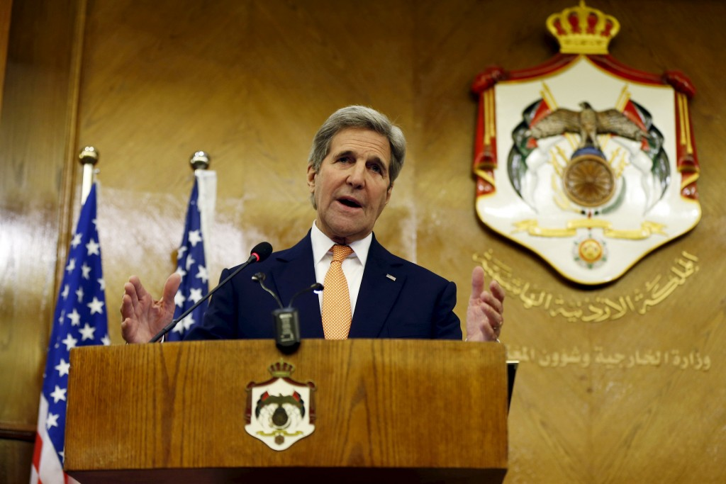 Kerry Provisional Agreement Reached On Terms Of Syria Cease Fire