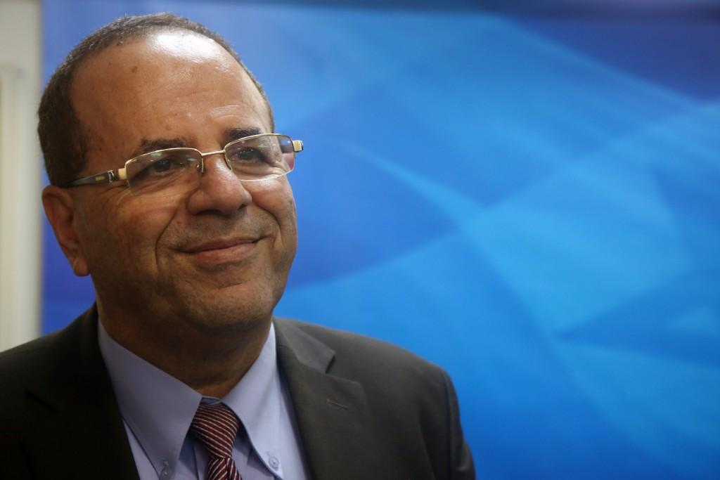 Deputy Minister for Regional Cooperation, Ayoub Kara of Likud. (Marc Israel Sellem/POOL)