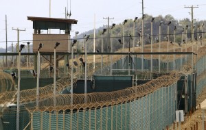The exterior of Camp Delta is seen at the U.S. Naval Base at Guantanamo Bay, in this March 6, 2013 file photo. The Pentagon plan to close the U.S. prison in Guantanamo Bay, Cuba, references 13 potential sites for detainees to be transferred to U.S. soil but does not endorse a specific facility, administration officials said on Tuesday. REUTERS/Bob Strong/Files