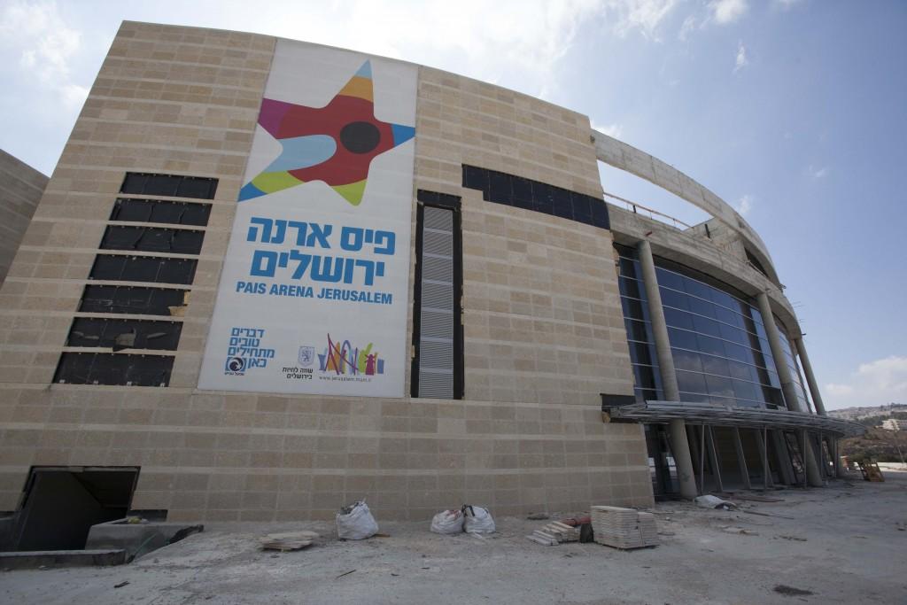 General view of the Arena Stadium. Photo by Yonatan Sindel/Flash90
