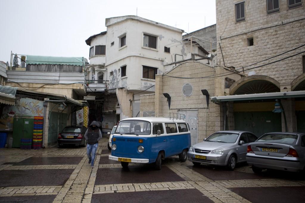 Nazareth. Photo by Lior Mizrahi/Flash90