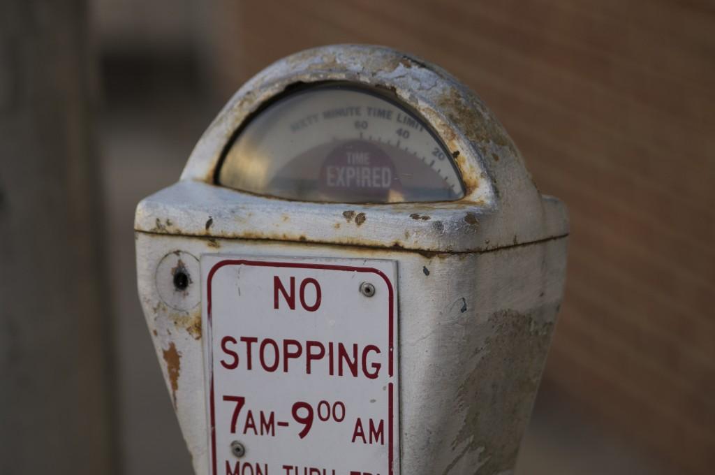 Parking meter. (Pixabay)