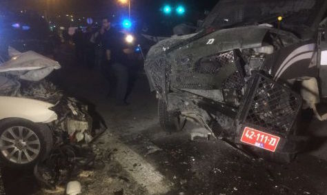 Scene of the incident (Police spokesperson)