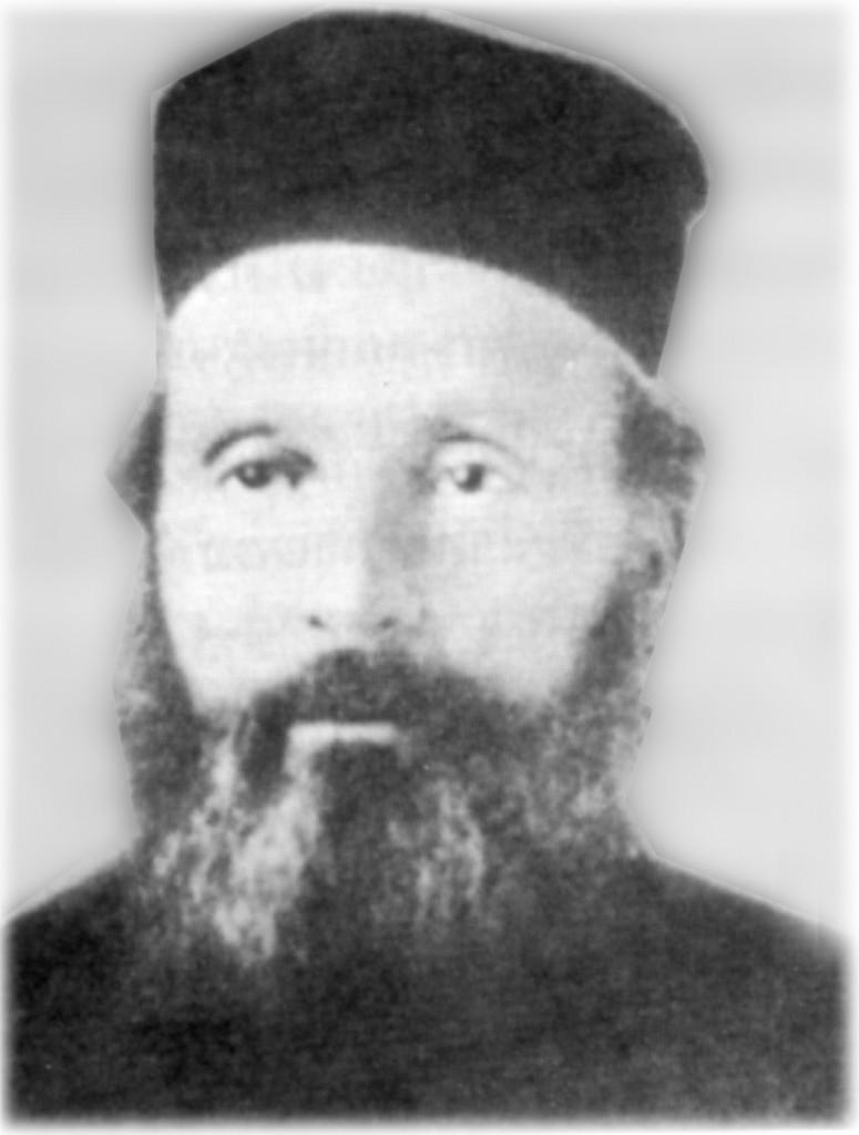 """Harav Eliezer Gordon, zt""""l"""