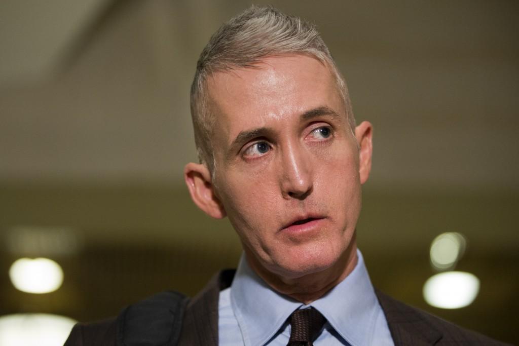 House Benghazi Committee Chairman Rep. Trey Gowdy, R-S.C. (AP Photo/Jacquelyn Martin)